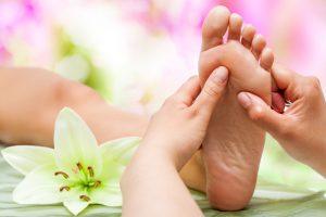 Wat is Voetreflextherapie?